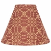Marshfield Jacquard Lampshade 10
