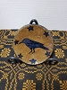 Crow Pottery Plate Extra Small