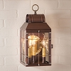 Martha's Wall Lantern Antique Copper