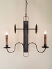 Two Arm Whaler Chandelier