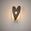 PUNCHED HEART NIGHTLIGHT