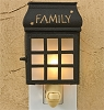 Family Lantern Night Light