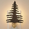 Northwoods Tree Night Light
