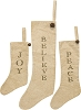 Country Stocking Set