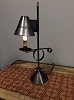 ELECTRIC SIDE TABLE LAMP