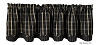 Blackstone Lined Layer Valance - 16