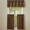 Thorton Lined Layered Valance - 16