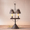 Double Student Lamp with Willow