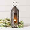 Chimney Lantern in Kettle Black