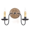 Ashford Wall Sconce in Pearwood