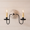 Ashford Wall Sconce in Vintage White