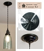 Pendant Lamp Canopy Kit
