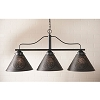 Barrington Large Wrought Iron Island Light