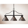 Barrington Medium Wrought Iron Island Light