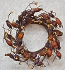 Dried Rose Hip Wreath