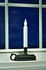 Fredericksburg Dusk to Dawn Battery Operated Window Candle