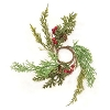 Juniper & Red Berry Candle Ring