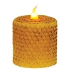 Wrapped Honeycomb LED Votive
