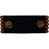 Bittersweet Basket Table Runner Black