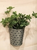 OLIVE WALL BUCKET - SMALL
