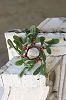 Merry Mistletoe Candle Ring | 7