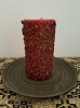 Apple Jack Pillar Candle 3 x 6
