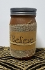 Believe Candle 16 oz.