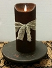 Colonial Flameless Candle Chocolate 7