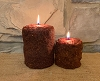 Colonial Sampler Hearth Candle