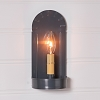 Fireplace Sconce in Country Tin