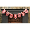 Believe Metal Garland