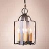 Tinners Saddle Light in Smokey Black