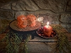 Pumpkin Butter 2 pack Votive
