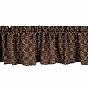 Marshfield Jacquard Valance Black