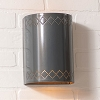Winslow One Light Wall Sconce in Country Tin
