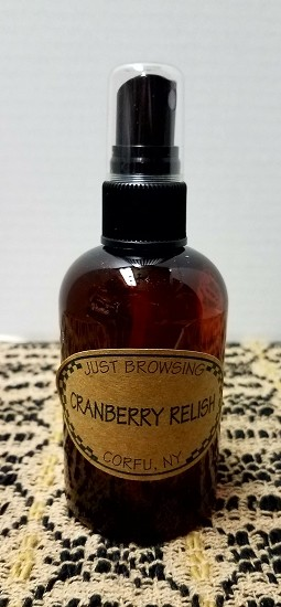 Cranberry Relish Room Spray